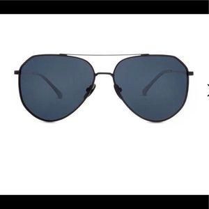 Diff Eyewear Dash Sunglasses - Black - NWT